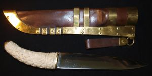 viking knife gotland by DarkSunTattoo