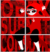 OBEY, SUBMIT, CONSUME by jag2583