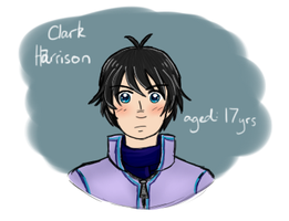 [Winter Champions] Clark Harrison doodle by melonstyle