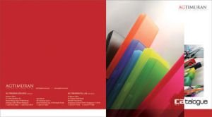 Catalogue cover, copy writing by jadefoong