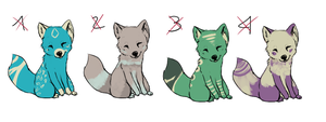 Points adopts ! [Closed] by StupidRainbowFox