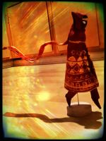 Journey Figure Pic 1 Edit #1 by Lycanis2012