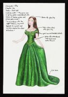 Ella Enchanted Costume 6 by wretchedharmony-lina