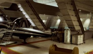 Hangar Bay III by Snazz84