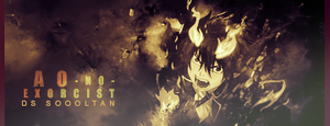 Ao No Exorcist by HaSsANSoOoltAN0