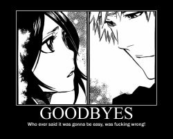 IchiRuki Goodbye by DahMoonPrincess