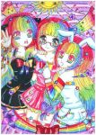 ++ THE RAINBOW SISTER++ by marmaladematrix