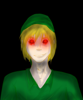 Ben Drowned by random-ftw