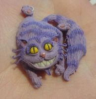 Cheshire Cat by RustleZver