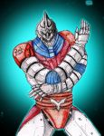 GvM: Jet Jaguar [The Greatest Hero] by AVGK04