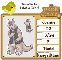 PKMN Crossing: App by Burakki-Lori