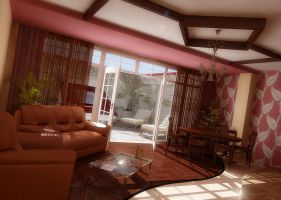 interior exterior2 by papershiver