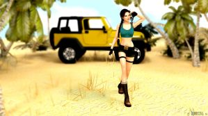 - Starting Adventure | Tomb Raider by Rockeeterl