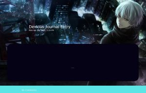 Tokyo Ghoul Journal Skin by OppaFaustusStyle