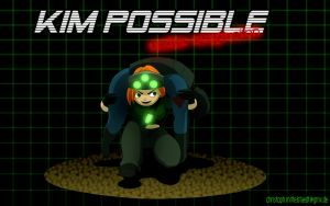 Kim Possible Conviction - First Rule: BE A GHOST by ICOM-raziel1982