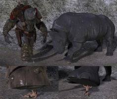 Punishing the poachers by Spino2006