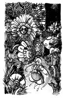 Alice in Wonderland by Reoa