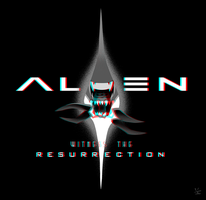 Alien Deco: Resurrection 3D by inkjava