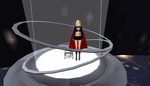 Evil Supergirl Is Found Guilty by The-Mind-Controller