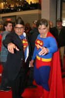 Clark Kent and Superman by MySweetOblivion