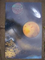 Spraypainting no.3 by Ko3kie