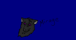 Mirage by PsychtehWolf