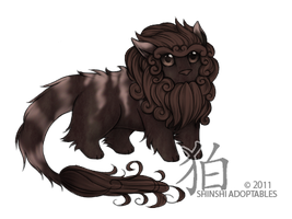Gracious-Star : Zhou by ShinshiAdoptables