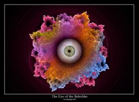 The eye of the beholder by levydesign