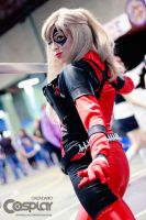 Lady Deadpool Cosplay by RedBiter