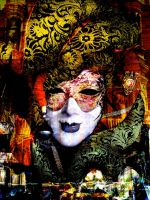 Venetian Mask II by SeriousAlex