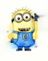 Minion by LukeFielding