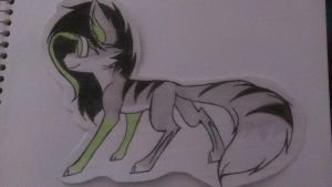 heather the wolf by jinxednight