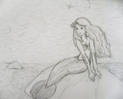 The Little Mermaid by HaHaenigma