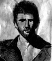 Mad Max portrait by daStig177