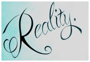 Reality. by CatherineCZ