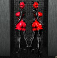 Rubber n Latex by XSkullheadX