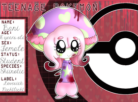 .:: TeenagePokemon ::. Bani Shiinotic NPC App