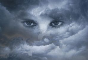 Goddess Of The Storm by CKNelson
