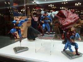DC Collectibles Superman Statues by nx20