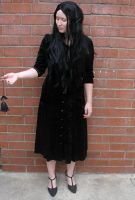 gothic lady 6 by PhoeebStock