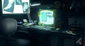 Jurassic Office by KaizerChang