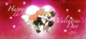 Happy Valentine's Day 2015 by twisted-wind