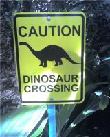 Dino crossing by Brittastic174