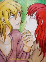 Being wild with you by kael1030