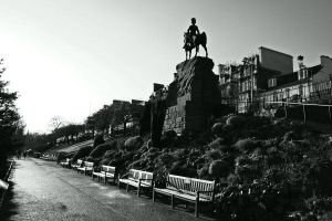 Princes Street (6) by bollatay
