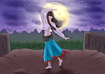 Dancer and the Moon (Gift) by BurgerForLunsh