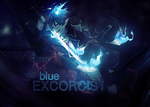 BlueExcorcist by SoarDesigns