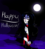 happy halloween by Verdallehn