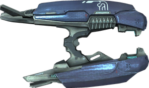 Halo Reach Plasma Rifle Side by ToraiinXamikaze