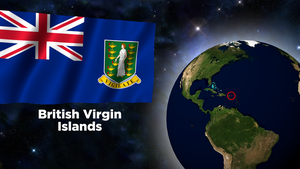 Flag Wallpaper - British Virgin Islands by darellnonis